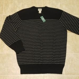 L.L. Bean | Cashmere/Cotton Sweater | XL-Tall